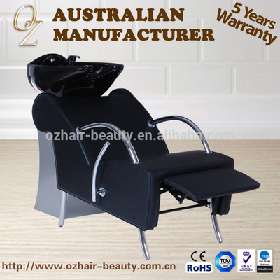 Salon Massage Recliner Chairs Shampoo Bowl Chair Shampoo Beds Modern Shampoo Bowl Bed