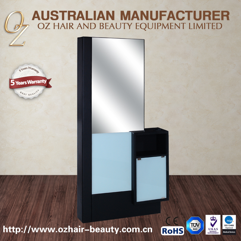 Wholesale Hair Salon Styling Mirror Station Hairdressing Salon Styling Stations Factory Lower Price