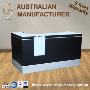 Salon Beauty Center Reception Desk Big Good Use Counter Furniture For Salon Reception Counter Multifunctional Service Desk