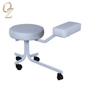 Moveable Pedicure Chair Manicure Stool For Toenail Painting Beauty Equipment Stool