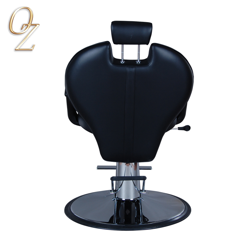 Hairdressing Furniture Barber Chair Heavy Duty Pump Reclining Styling Chair Hair Spa Hydraulic Barber Chair