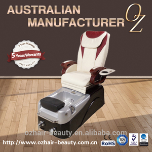 Cosmetology Pedicure Chair Foot Spa Chair Beauty Salon Equipment