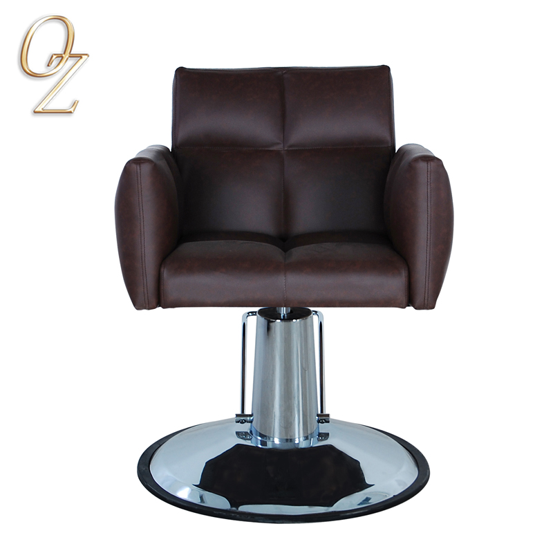Fashion Salon Equipment Lady Styling Barber Chair Salon Hair Cutting Styling Chair