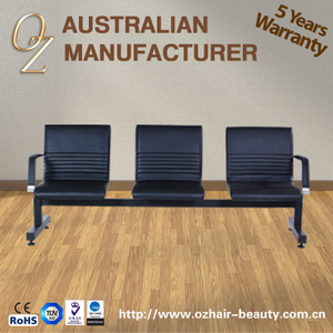 Public Airport Waiting Sofa Hair Salon Furniture Waiting Lounges Waiting Area Chairs