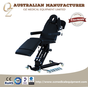 High Quality Rehabilitation Equipment Hospital Bed Examination Table Medical Patient Therapy Chair