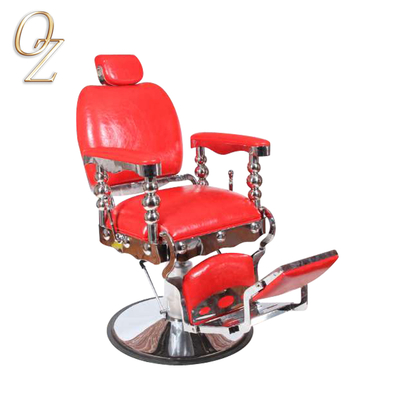 Synthetic Leather Material Professional Barber Chair Hairdressing Chair