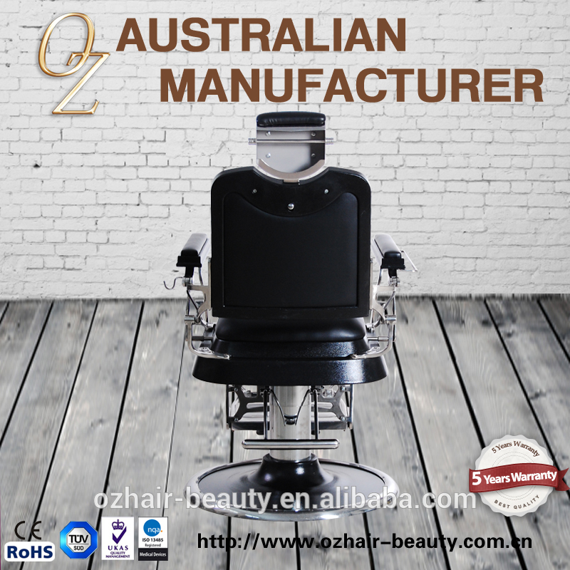 Round Big Base Hairdressing Chair Luxury Hair beauty Chair Hairstyling Barber Chair