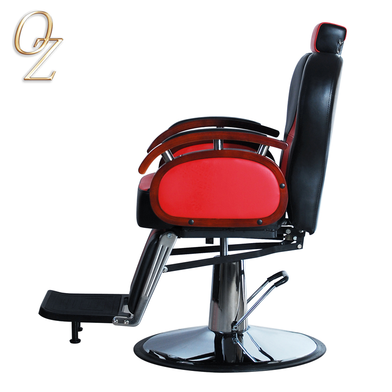 America Style Barber Chair With Headrest Hairdressing Salon Chair Barber Salon Chair Manufacturer