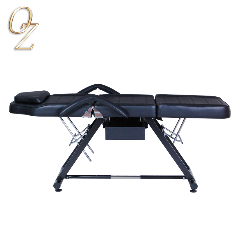 Manual Adjustable Beauty Bed Beauty Facial Bed Good Quality Electric Luna Massage Table Beauty Facial Bed