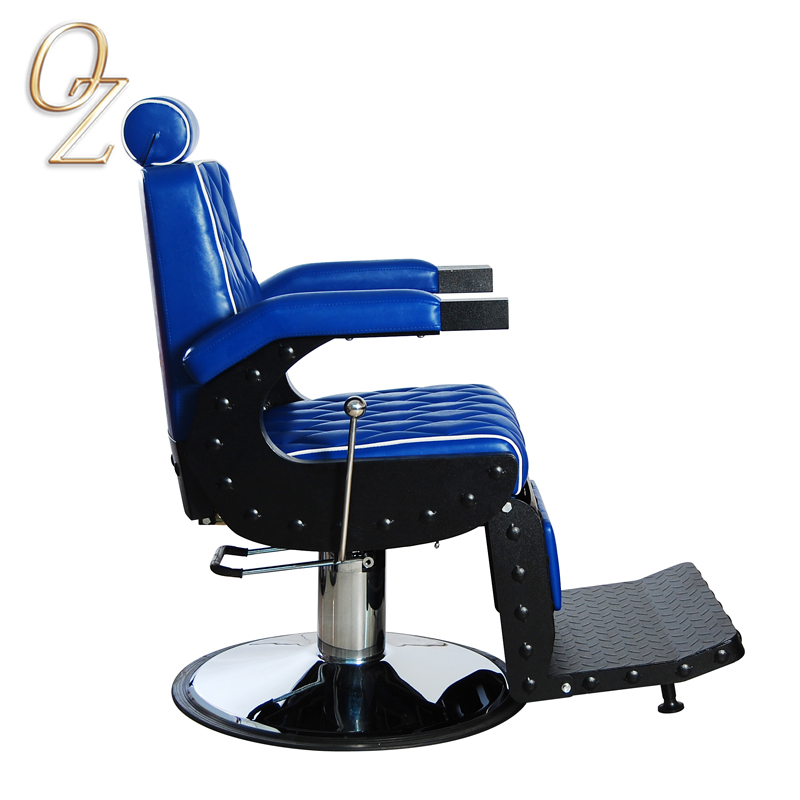 Blue Barber Chair Black Barber Chairs Manufacturer Hydraulic Barber Chair