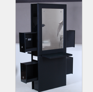 Hairdressing Mirrors Professional Makeup Station Beauty Salon Styling Stations