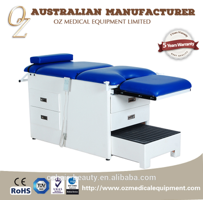 Physical Treatment Bed Electric Treatment Table Hospital Treatment Couch