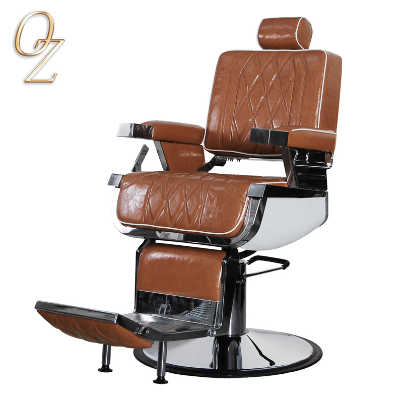 Modern Wholesale Barber Chair Luxury Man Barber Chair Decent Hairdressing Barber Chair