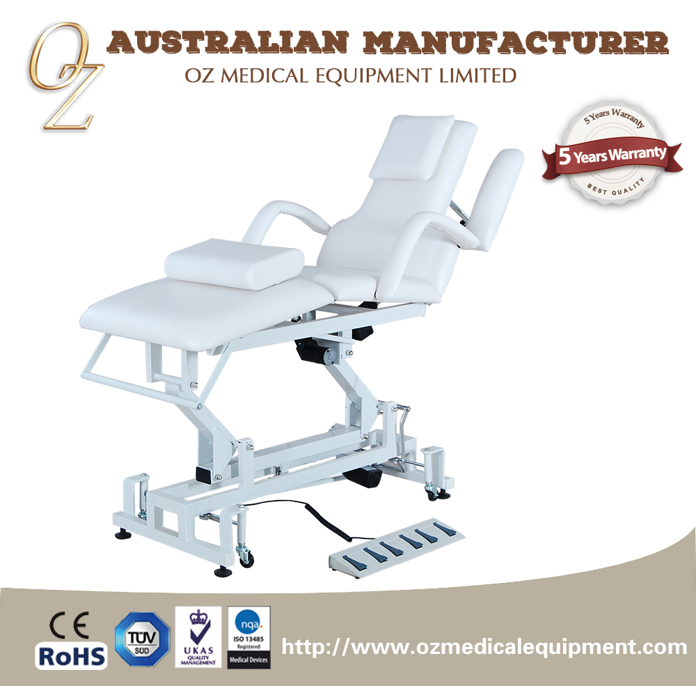 Australian Standard Healthcare Center Treatment Bed Medical Grade Examination Couch Electric Examination Bed